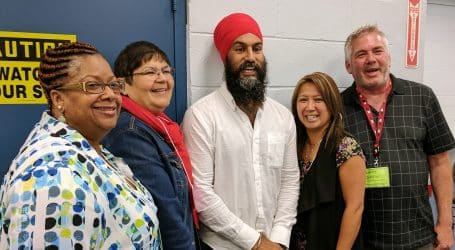 CUPE delegates join forces to resist discrimination